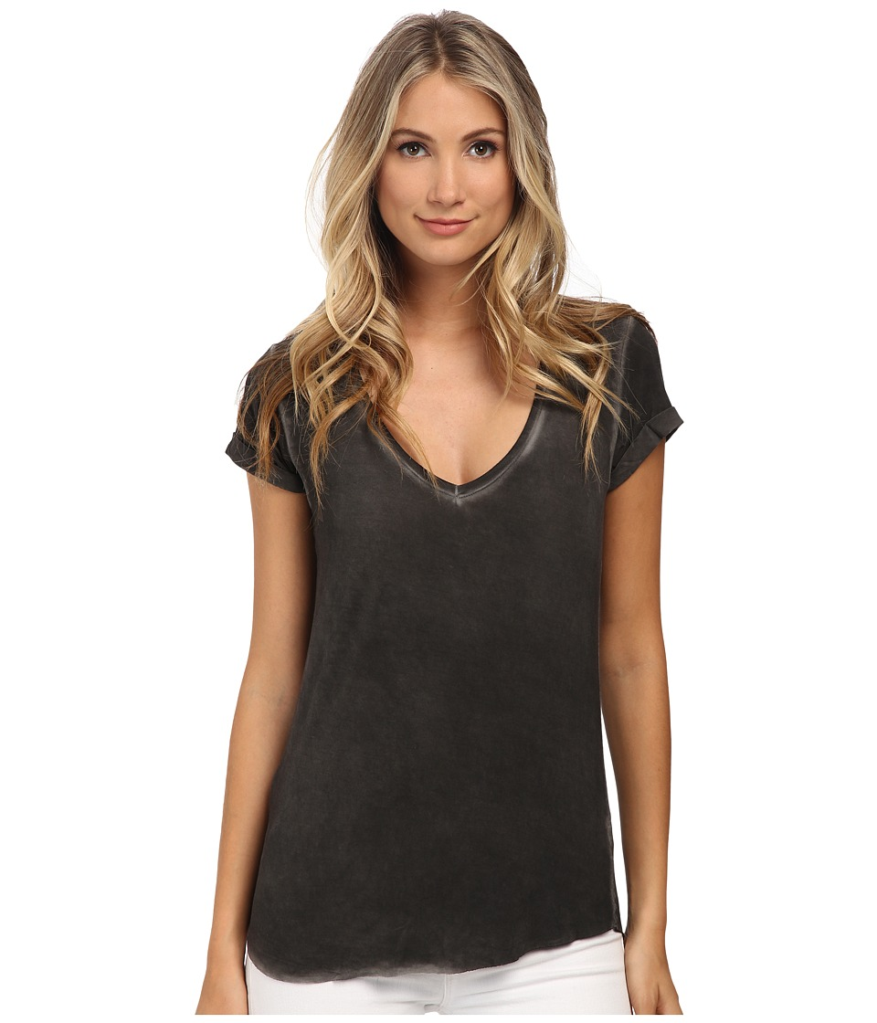 Paige - Charlie Tee (Vintage Black) Women's T Shirt