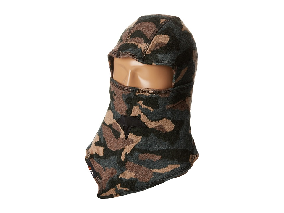 Celtek - Shadow (Woodland Camo) Beanies