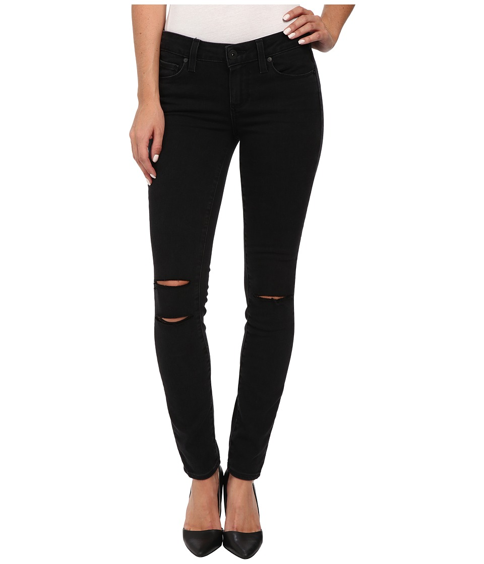Paige - Verdugo Ultra Skinny in Joannie Distructed (Joannie Distructed) Women's Jeans