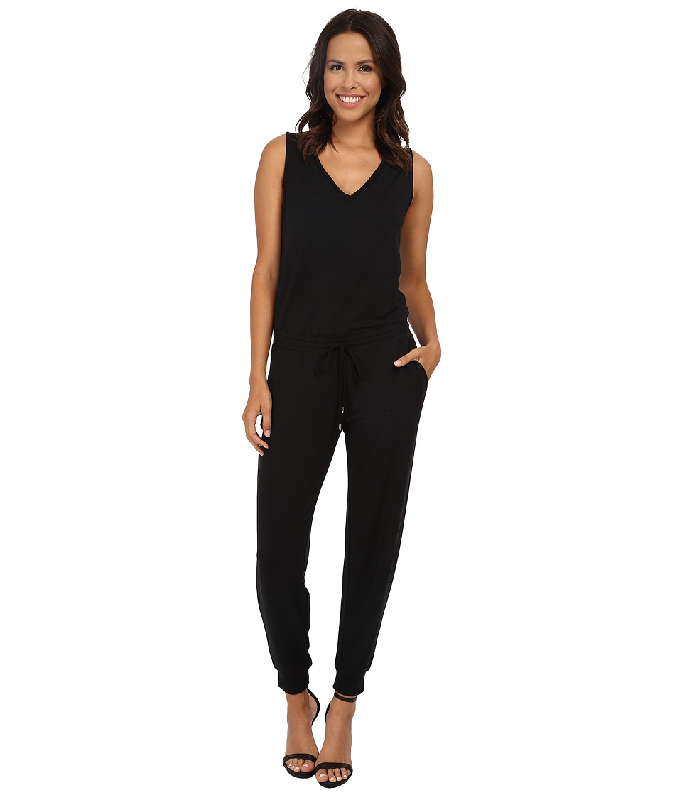 Paige - Margie Jumpsuit (Black) Women's Jumpsuit & Rompers One Piece