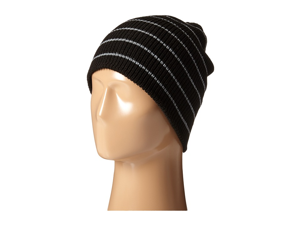 Celtek - Mule Stripe (Black) Beanies