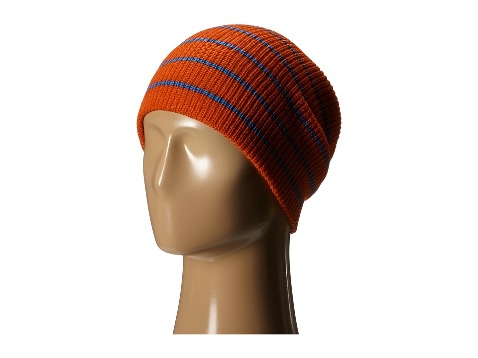 Celtek - Mule Stripe (Red) Beanies
