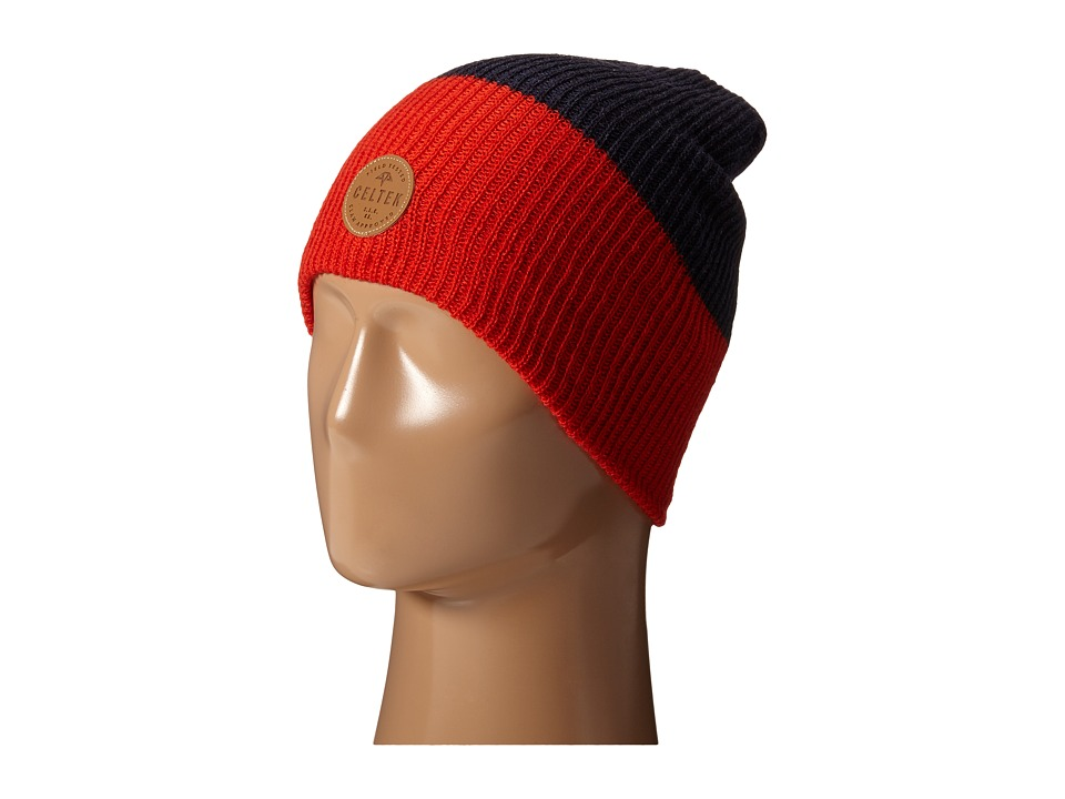 Celtek - Station (Red) Beanies