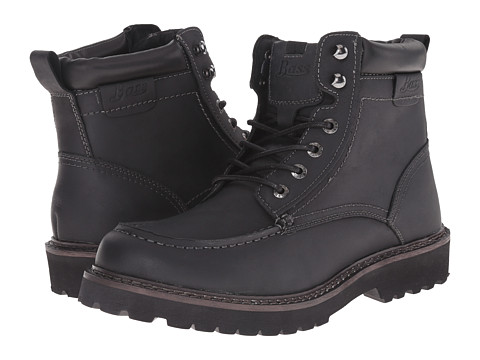 Bass - Errol (Black/Black) Men's Lace-up Boots