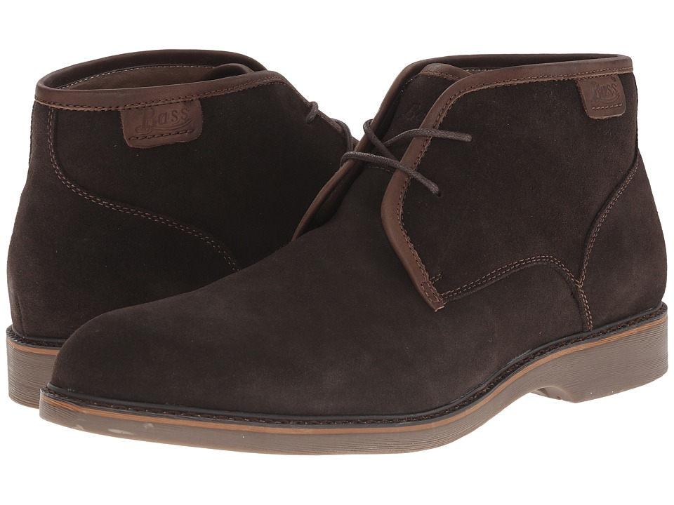 Bass - Pershing (Intl Dark Brown/Dark Brown) Men
