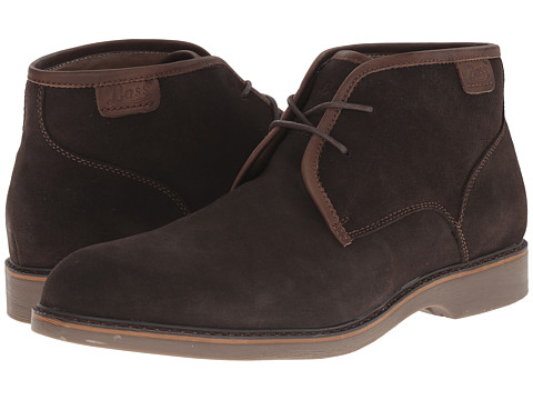 Bass - Pershing (Intl Dark Brown/Dark Brown) Men's Lace-up Boots