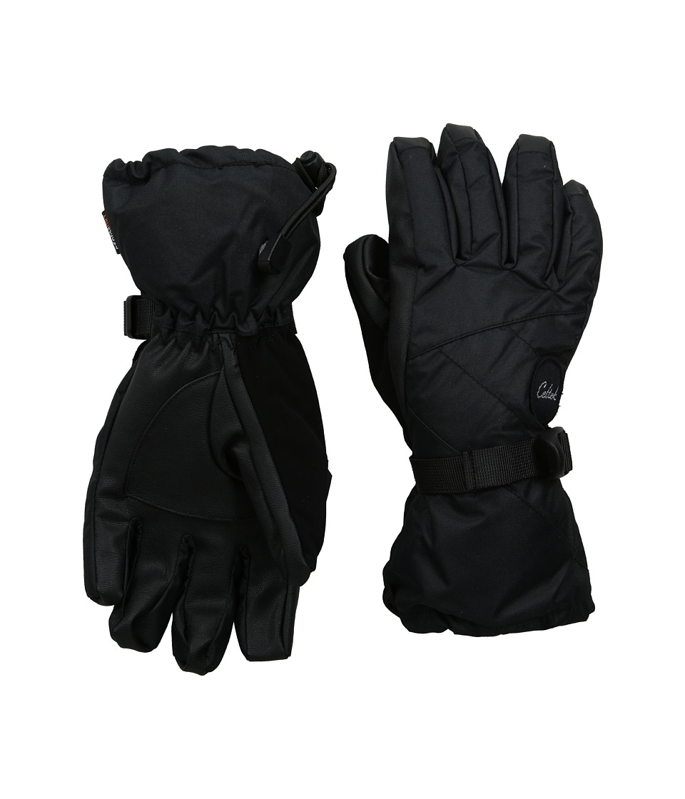 Celtek - Stella (Black) Snowboard Gloves