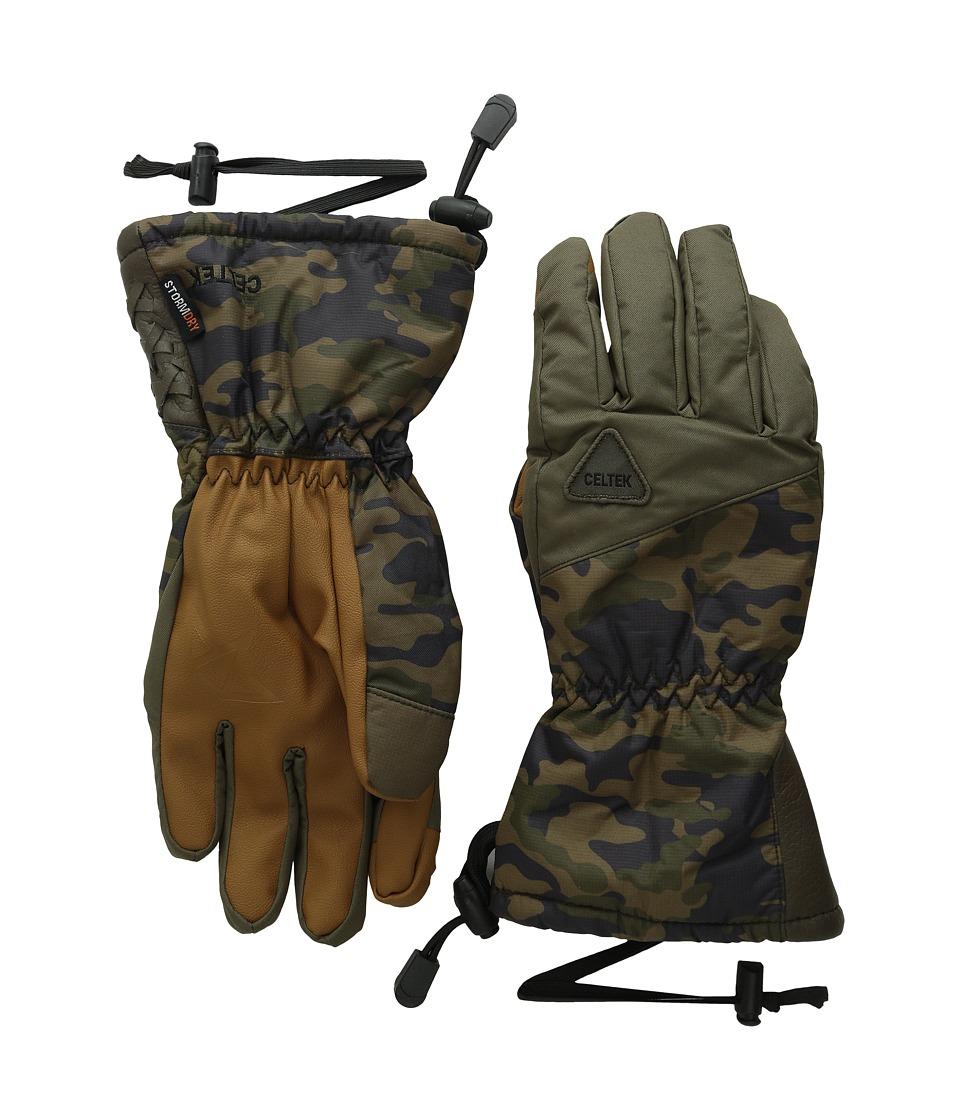 Celtek - Maya Overcuff Glove (GI Jane) Snowboard Gloves