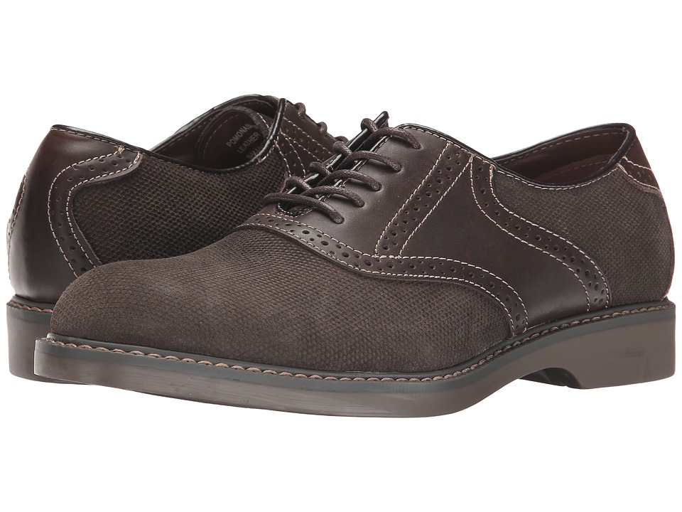 Bass - Pomona (Smoke/Apple Brown) Men