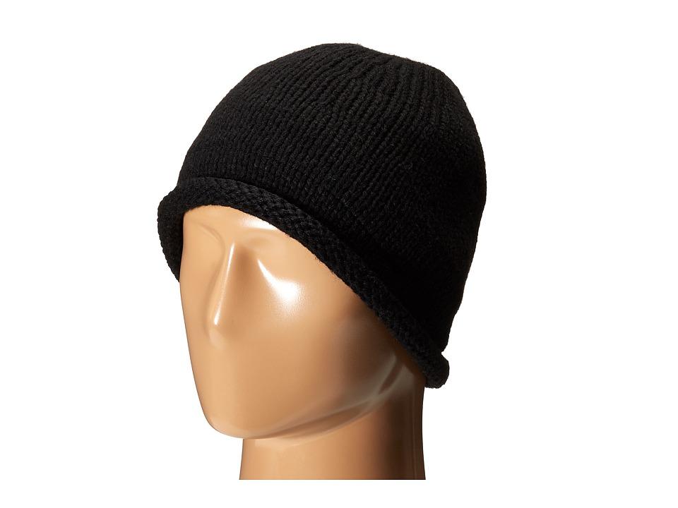 Celtek - Slouchy Fur (Black) Beanies