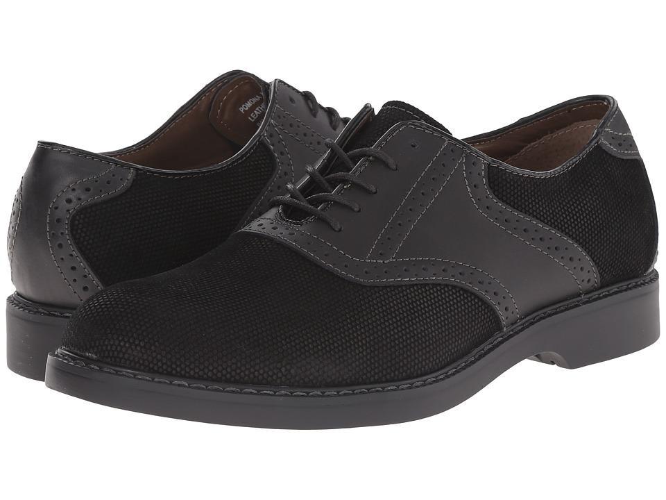 Bass - Pomona (Black/Black 1) Men