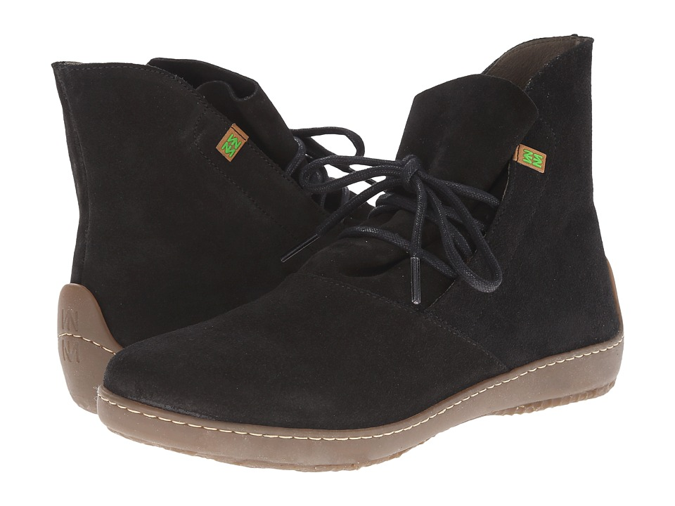 El Naturalista - Bee ND82 (Black) Women's Shoes