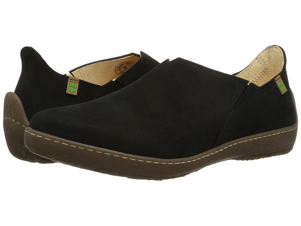 El Naturalista - Bee ND80 (Black) Women's Shoes