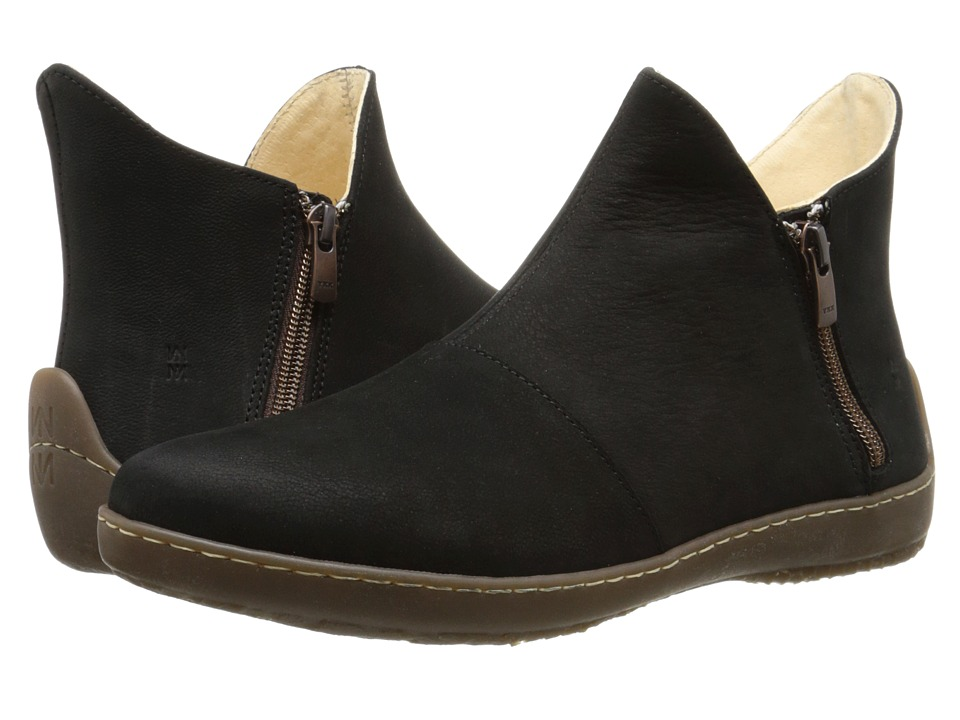El Naturalista - Bee ND81 (Black) Women's Shoes