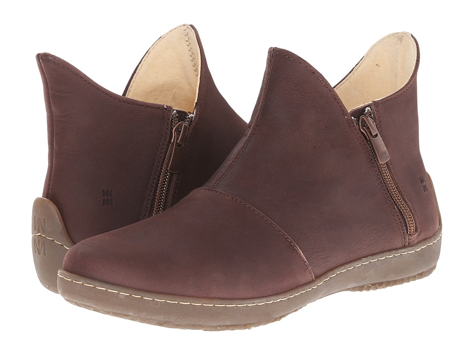 El Naturalista - Bee ND81 (Brown) Women's Shoes