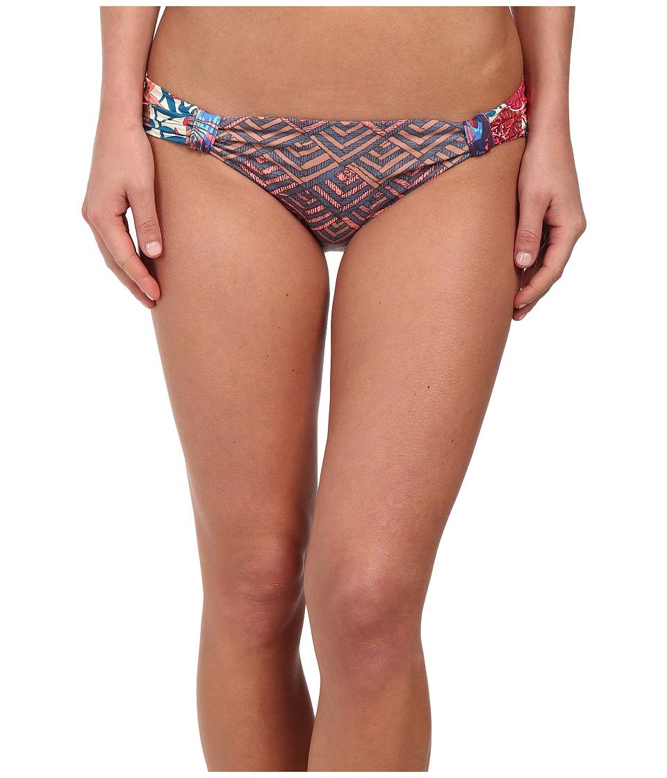 Maaji - Floral Ginger Bottom Hipster Cut (Multi) Women's Swimwear