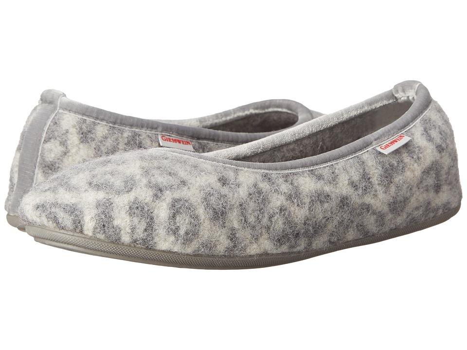 Giesswein - Lucie (Snow Leopard) Women's Slippers