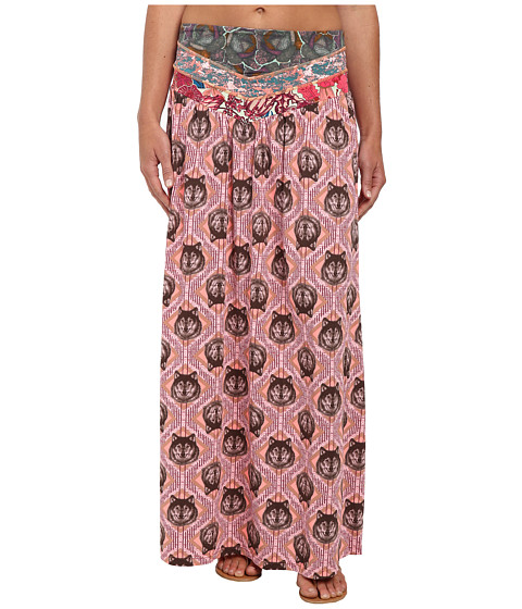 Maaji - Bee Balm Cover-Up Skirt (Multi) Women