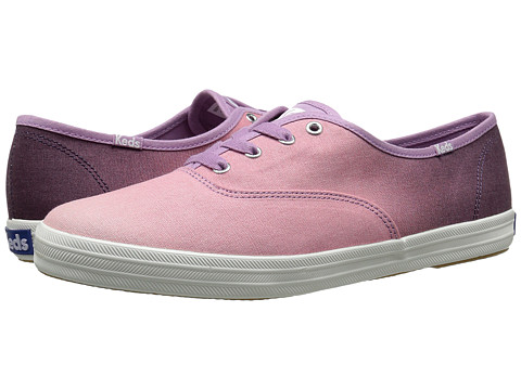Keds - Champion Ombre (Lilac) Women's Lace up casual Shoes