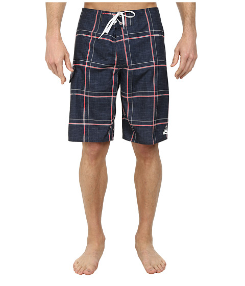 Quiksilver - Electric 21 Boardshorts (Electric Quik Red) Men's Swimwear