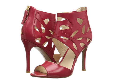 Nine West - Fabeyana (Red Leather) High Heels