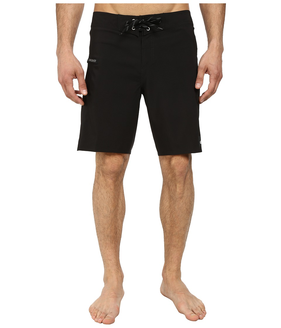 Quiksilver - Everyday Kaimana 19 Boardshorts (Black) Men's Swimwear
