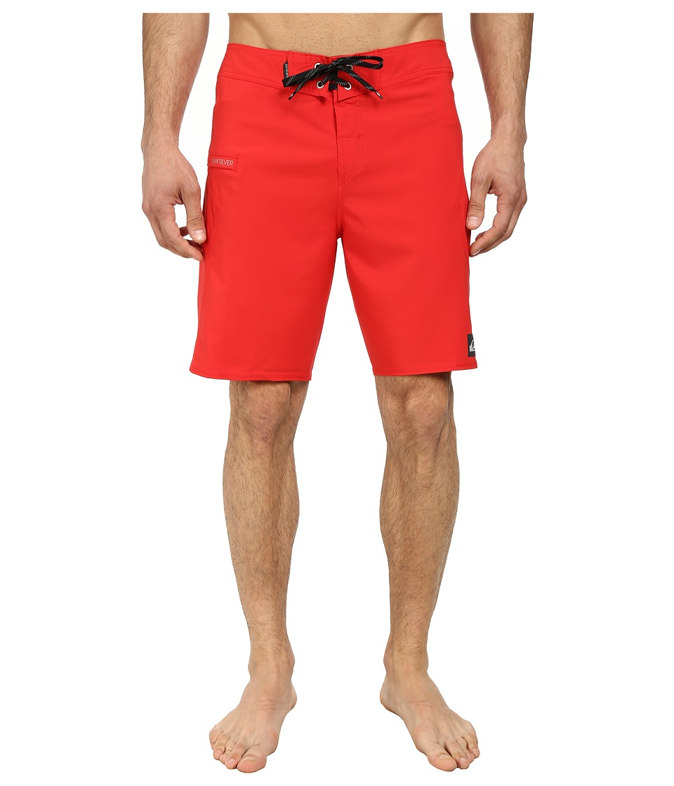 Quiksilver - Everyday Kaimana 19 Boardshorts (Quik Red) Men's Swimwear