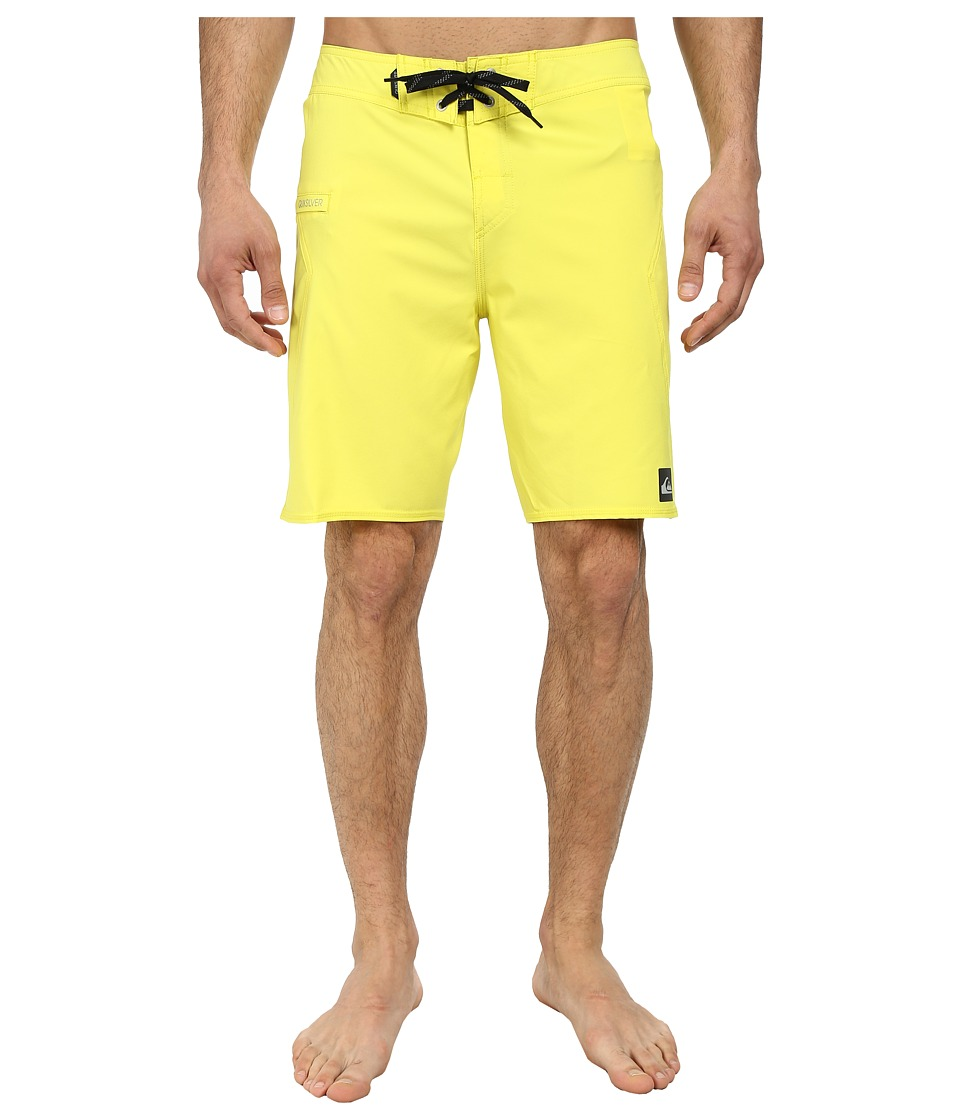 Quiksilver - Everyday Kaimana 19 Boardshorts (Sulphur Spring) Men's Swimwear