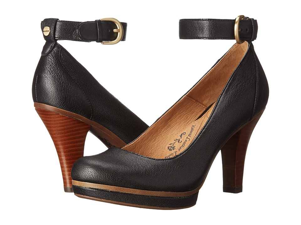 Sofft - Manhattan (Black Goat Muffalone) High Heels