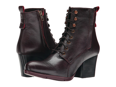 Matisse - Abbey (Wine) Women's Lace-up Boots
