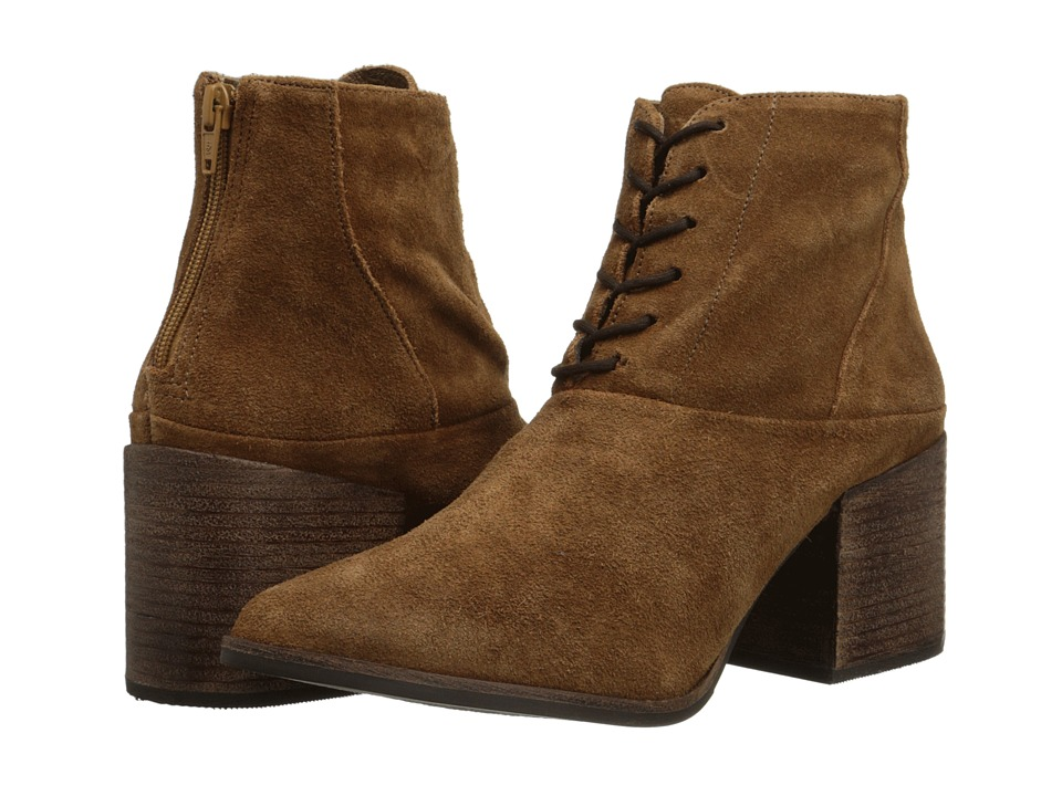 Matisse - Vixen (Tan) Women's Dress Lace-up Boots
