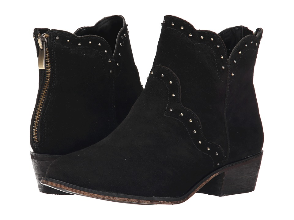 Chinese Laundry Saunter Western Bootie (Black) Women