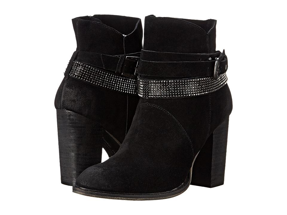 Chinese Laundry - Zanga (Black) Women's Zip Boots