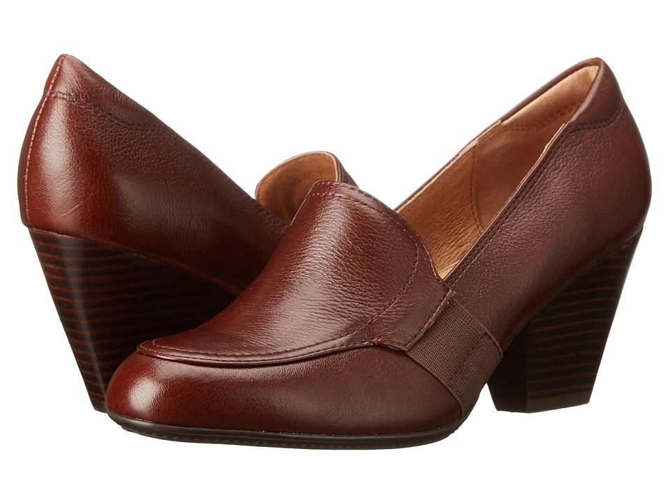 Sofft Anarosa (Sturdy Brown Venice) High Heels