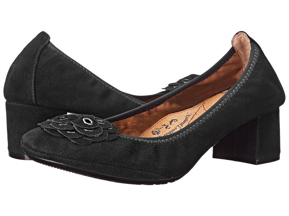 Sofft Vantrice (Black King Suede) Women