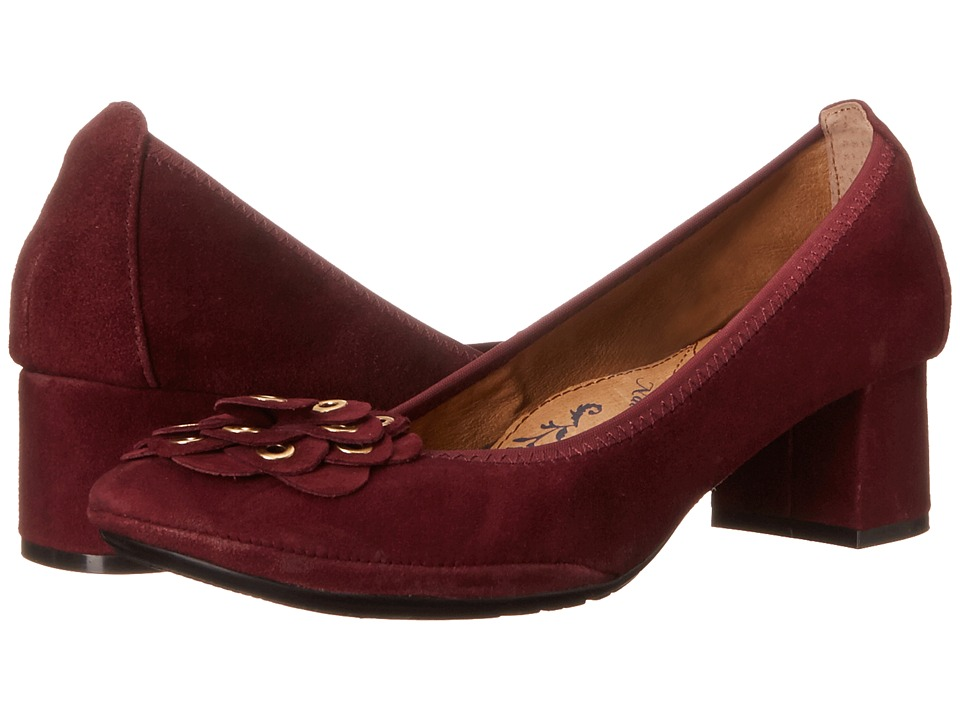 Sofft - Vantrice (Bordo King Suede) Women