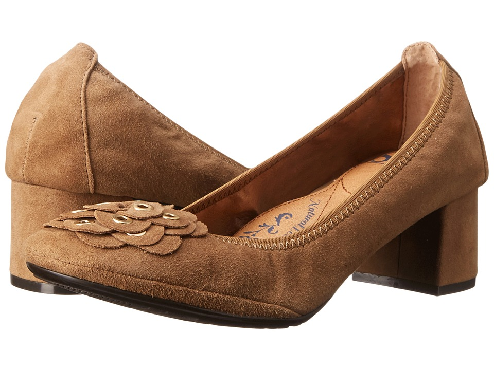 Sofft - Vantrice (Stone Taupe King Suede) Women