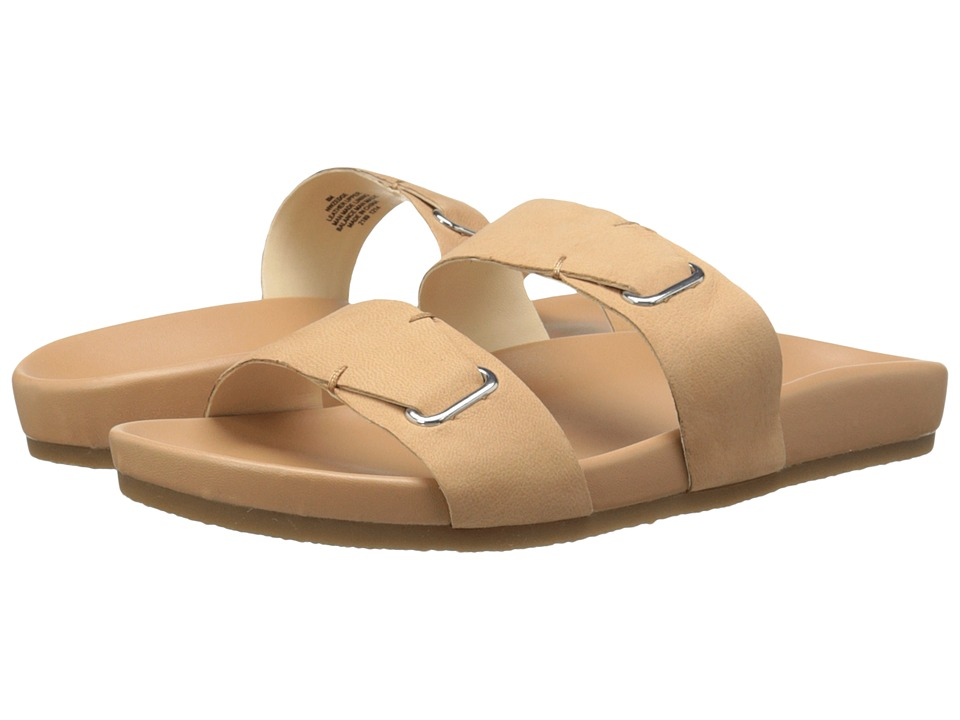 Nine West - Zedge (Natural Nubuck) Women's Sandals