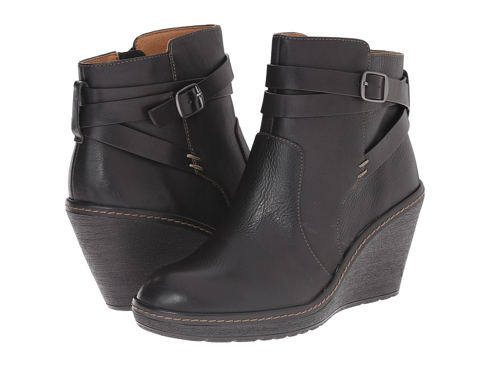Sofft - Caralee (Black Cow Messa) Women