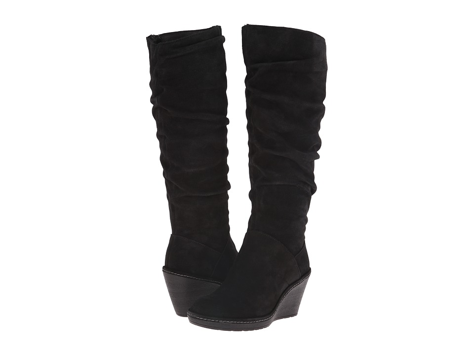 Sofft - Calida (Black Suede Alaska Suede) Women's Boots