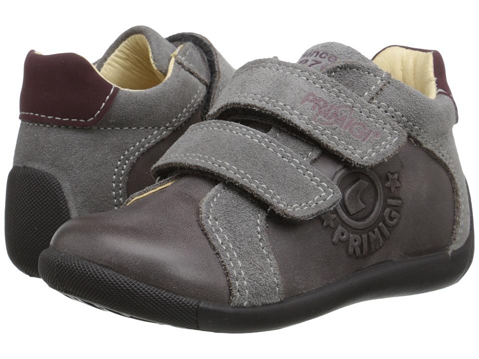 Primigi Kids - Andre (Infant/Toddler) (Grey) Boys Shoes
