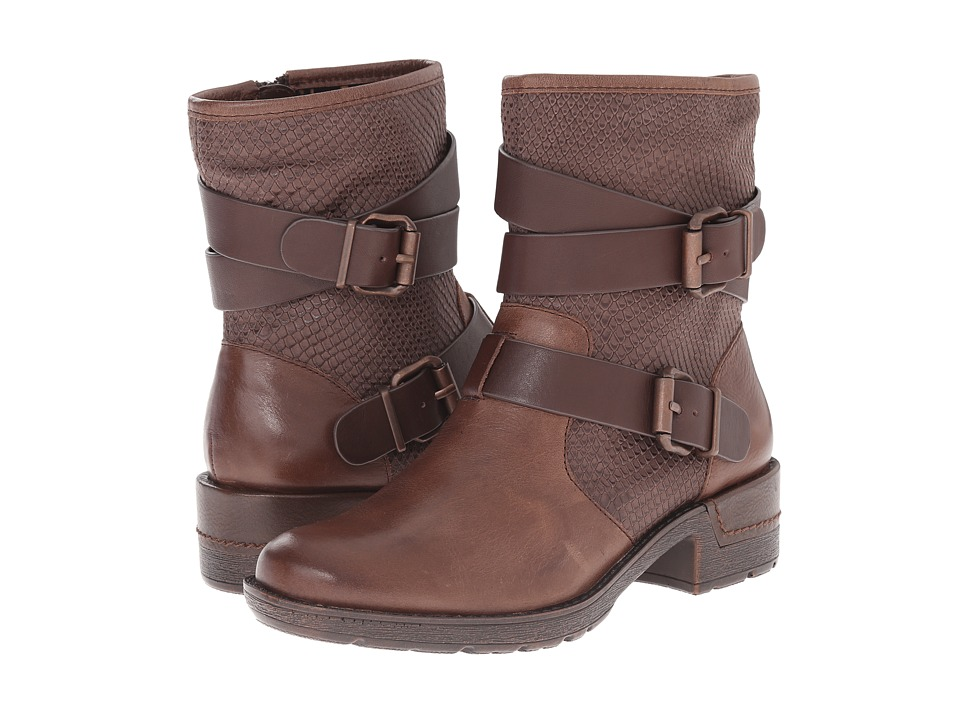 Sofft Aldina (Drum Brown/Coffee Belize/Vienna Snake) Women