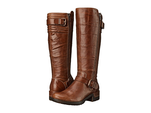 Sofft - Adama (Caramel Cow Coriolis) Women's Boots