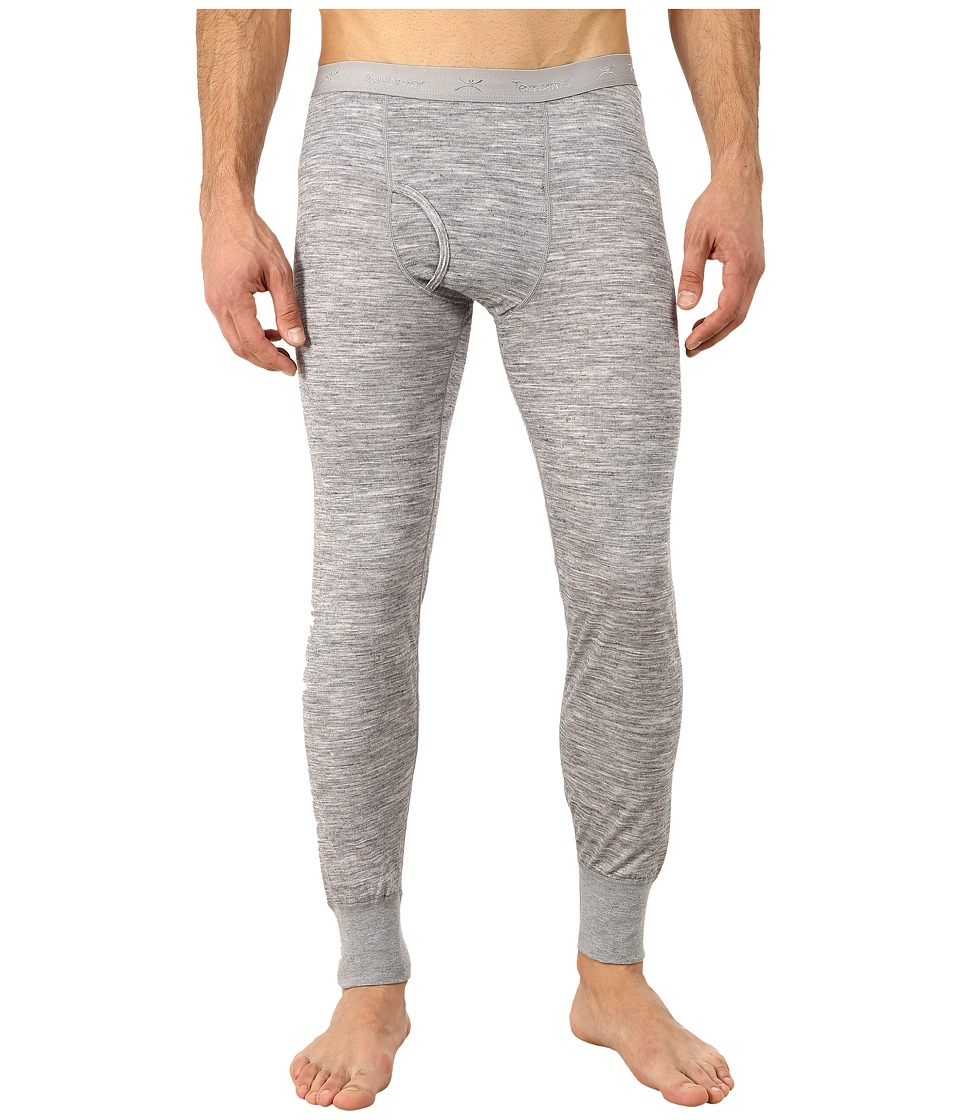 Terramar - Merino Wool Pants (Grey Heather) Men's Clothing