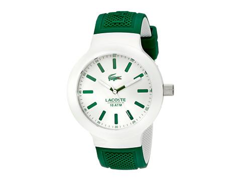 Lacoste - 2010816-BORNEO (Green/White) Watches