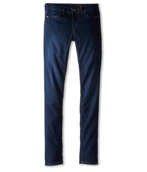Blank NYC Kids - Dark Denim Super Stretch Skinny Jeans in Bromance (Big Kids) (Bromance) Girl's Jeans
