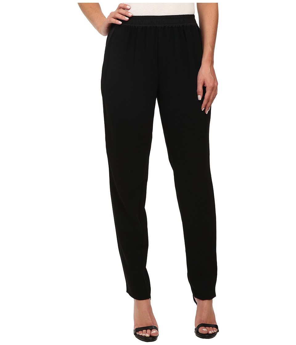 Sanctuary - City Track Pants (Black) Women's Casual Pants
