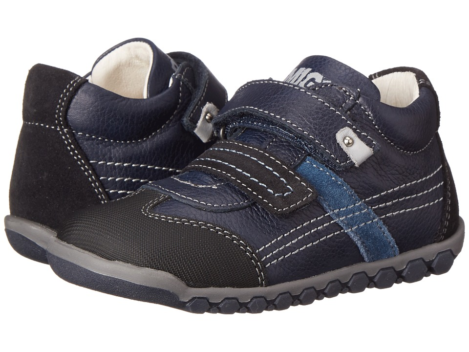 Primigi Kids - Heligan (Infant/Toddler) (Blue 2) Boys Shoes