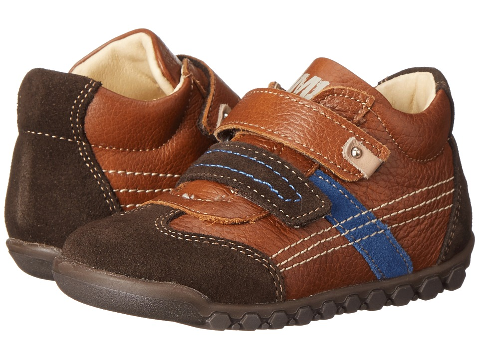 Primigi Kids - Heligan (Infant/Toddler) (Brown 2) Boys Shoes