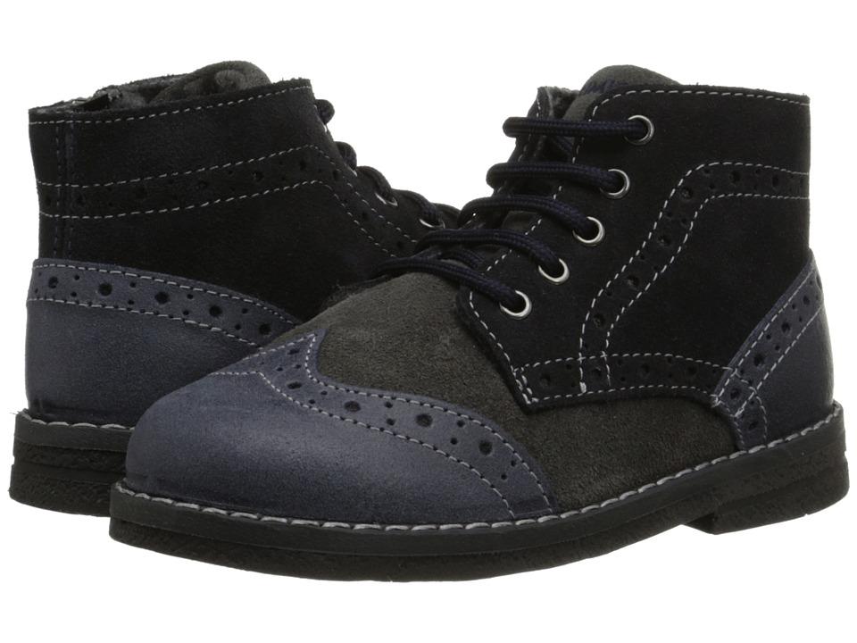 Primigi Kids - Ariosto (Toddler) (Dark Blue) Boys Shoes